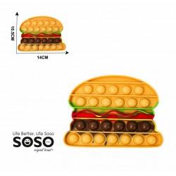 POP IT forma di hamburger...