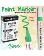 Paint Marker, pennarelli a vernice | Vendita online | SosoItaly