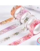 Washi Tape - Nastri decorativi e Cordoncini   Online su SosoItaly
