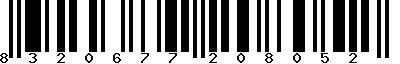 EAN-13 : 8320677208052