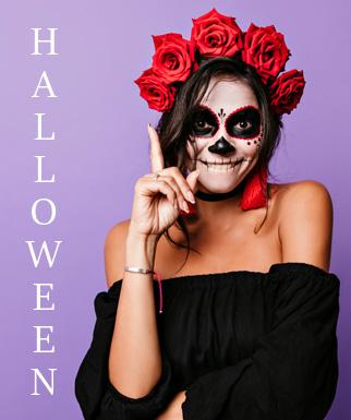 Accessori e decorazioni per Halloween